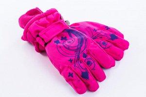 Перчатки зимние на девочку