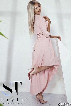 Платье+болеро 35767