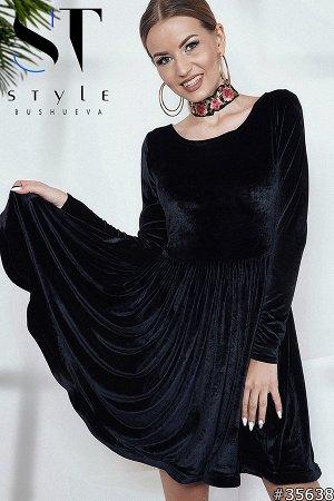 Платье 35638