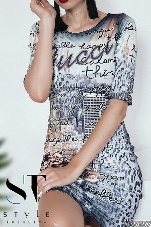 Платье 35657