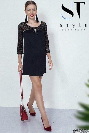 Платье 35672
