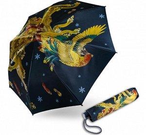 Зонт полный автомат Полнокупольный сатин