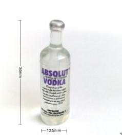 Бутылка Размер на доп. фото. Вес 2 гр. +