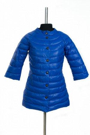 Куртка Цвет: Синий Материал: Плащевка Длина изделия: 70 см Длина рукава: 40 см  Карманы на потайной молнии.