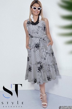 Платье  (р50-52)