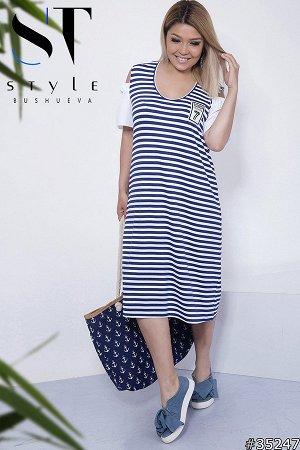 Платье 35247