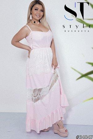 Платье 34847