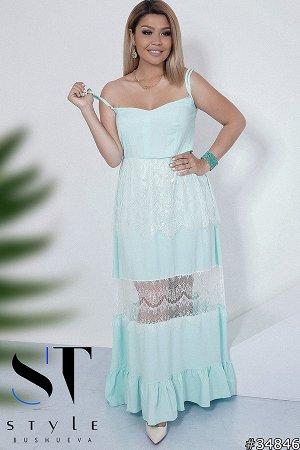 Платье 34846