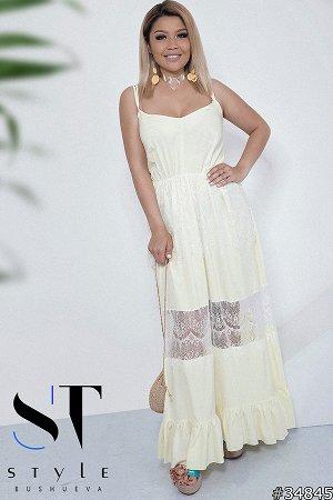 Платье 34845