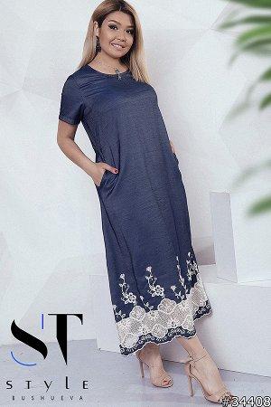 Платье 34408