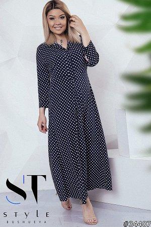 Платье 34407