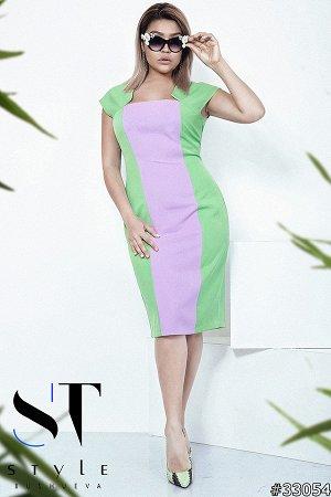 Платье 33054