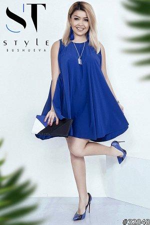 Платье 32048