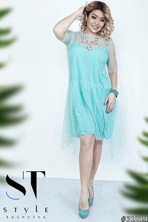 Платье двойка 31814