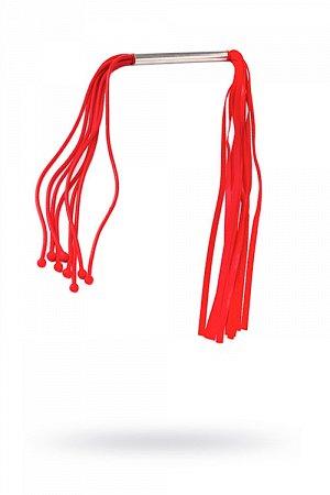 Плеть Sitabella латексная красная двухсторонняя,89 см