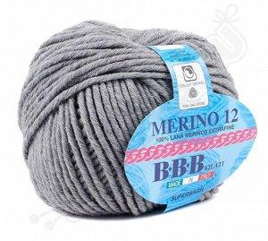 MERINO 12 (0303) серый