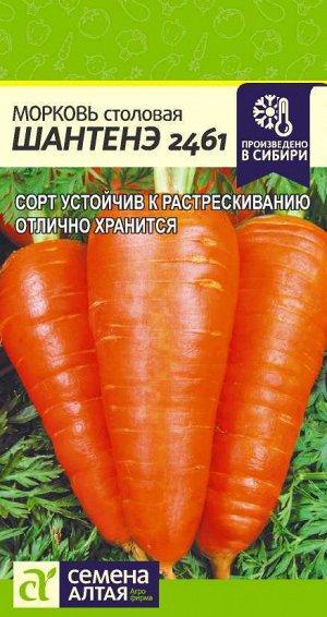 Морковь Шантенэ 2461/Сем Алт/цп 2 гр.