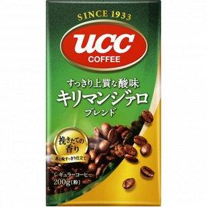 Ucc kilimanjaro blend 200гр