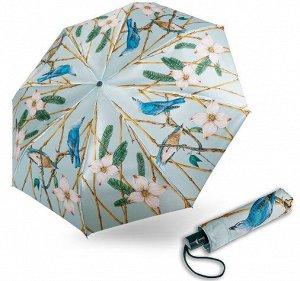 Зонт полный автомат САТИН