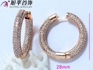 Классные серьги кольца