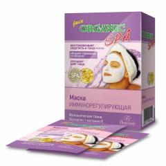 ФЖ-311 Маска иммунорегулирующая, для упругости и тонуса кожи лица и шеи 15мл (10шт)