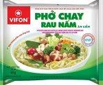 Лапша Vifon рисовая (овощи/грибы)