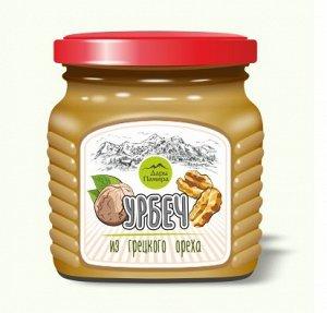 Урбеч классический из грецкого ореха. 230г.