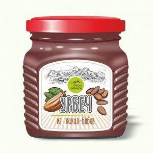 Урбеч классический из какао-бобов.  230г.