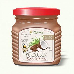 Урбеч Крем-шоколад кокосовый. 230г.