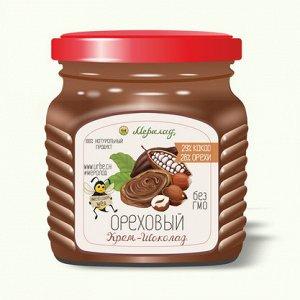 Урбеч Крем-шоколад ореховый.  230г.