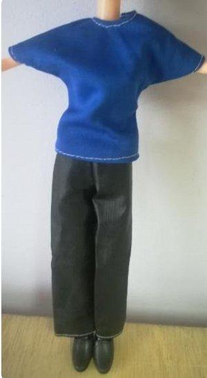 Комплект мужской одежды (брюки + топ)