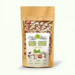 Микс «SALAD MIX» с жареным арахисом. 100 гр.