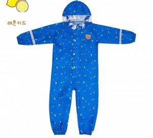 Комбинезон Мембранный комбинезон от воды и грязи. Отлично защитит одежду ребенка от намокания и загрязнения. В скобках рядом с размером указан рекомендуемый рост ребенка, данная модель не маломерит.