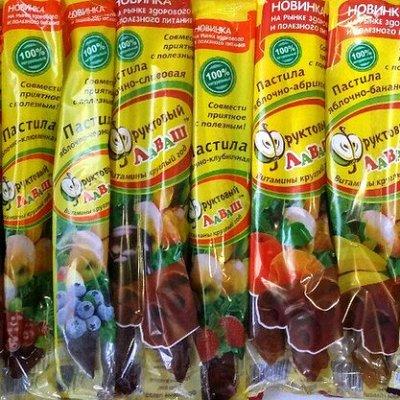 Мегараспродажа ЭКОпродуктов - 104 — Фруктовые батончики, пастила, цукаты — Диетические кондитерские изделия