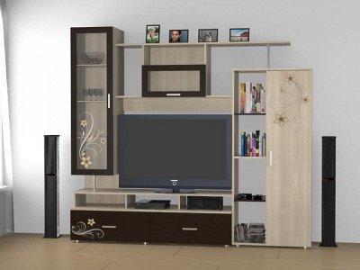 Доступная Мебель - 84,2 Рассрочка — Тумбы телевизионные — Гарнитуры