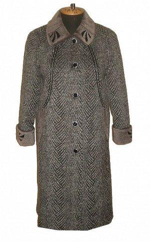 Зимнее пальто 101 Код: елка 101