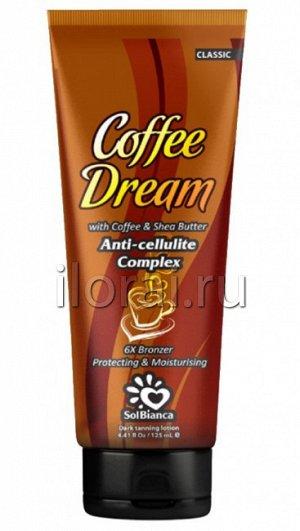 Крем для загара в солярии «Coffee Dream» SolBianca