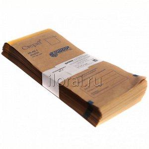Пакеты из крафт-бумаги для стерилизации «СтериТ®» 90*230 мм  100 шт/уп