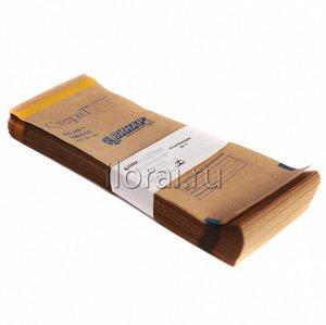 Пакеты из крафт-бумаги для стерилизации «СтериТ®» 100*250 мм 100 шт/уп