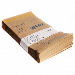 Пакеты из крафт-бумаги для стерилизации «СтериТ®» 150*250 мм 100 шт/уп