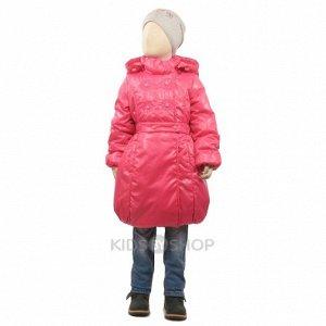 "EGORKA, пальто весна-осень ""Принцесса"" розовый 104-128"