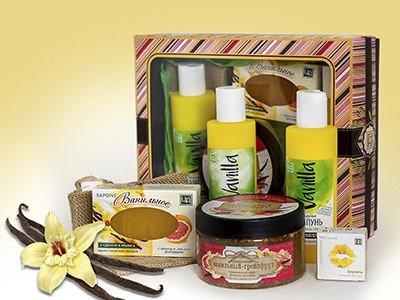 ЦА Крым Безсульфатные шампуни💖+эфирные масла! — Подарочные наборы — Для тела