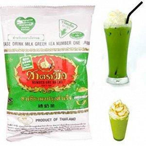 Number one brand thai milk tea