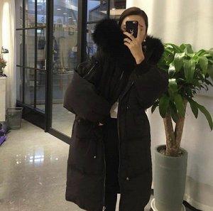 Дизайнерская куртка-пуховик. Зима.