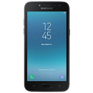 Смартфон Samsung SM-J250 Galaxy J2 4G, 16Gb black (2018)