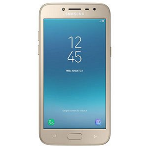 Смартфон Samsung SM-J250 Galaxy J2 4G, 16Gb gold (2018)