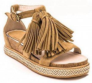 Женские туфли открытые