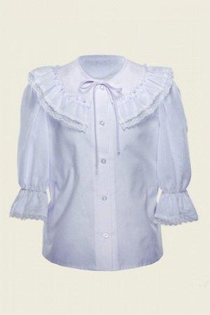 Блузка (широкий воротник)