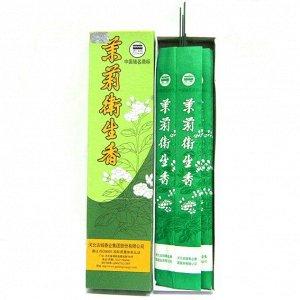 Благовония китайские безосновные 30см тонкие в пакетиках Жасмин