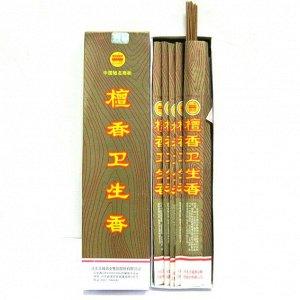 Благовония китайские безосновные 30см тонкие в пакетиках